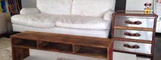 H様古材造作家具